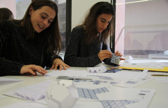 Seeingnano origami